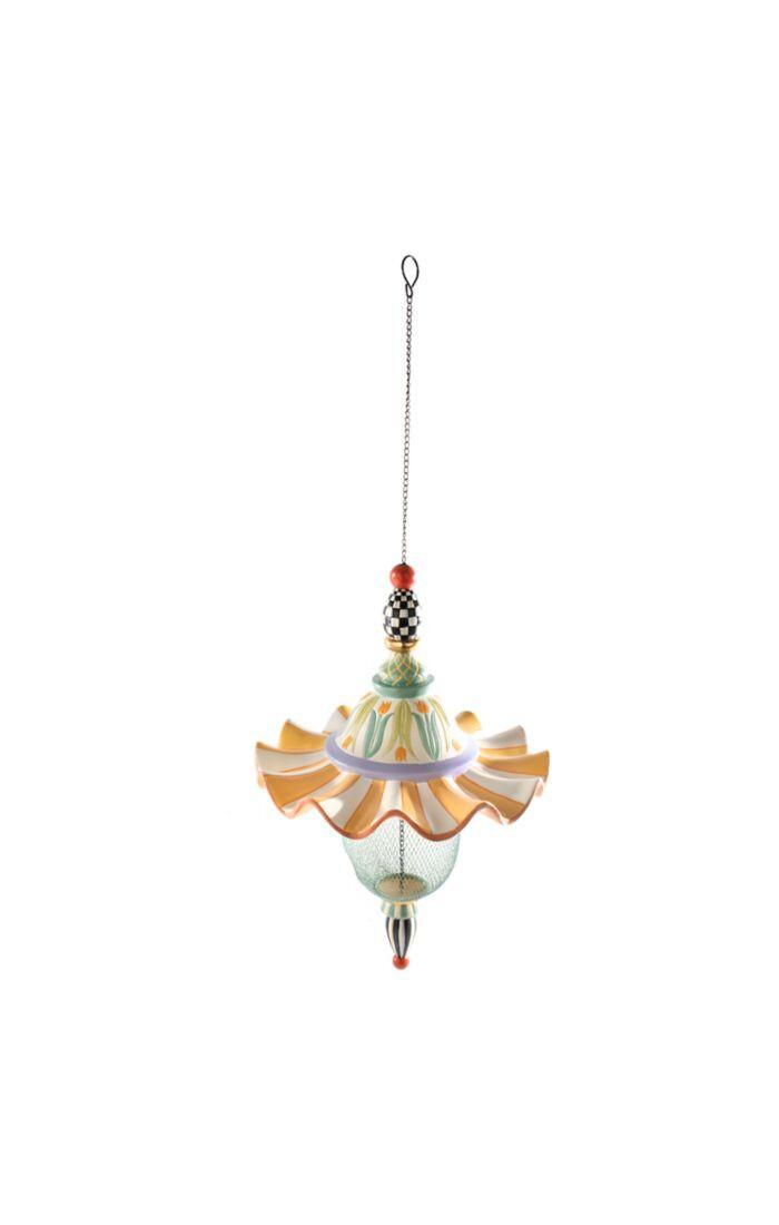 Poplar ridge pendant bird feeder