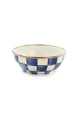 Royal check everyday bowl