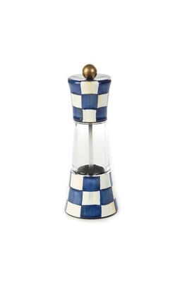 Royal check grinder