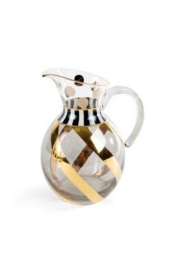 Tango glass pitcher