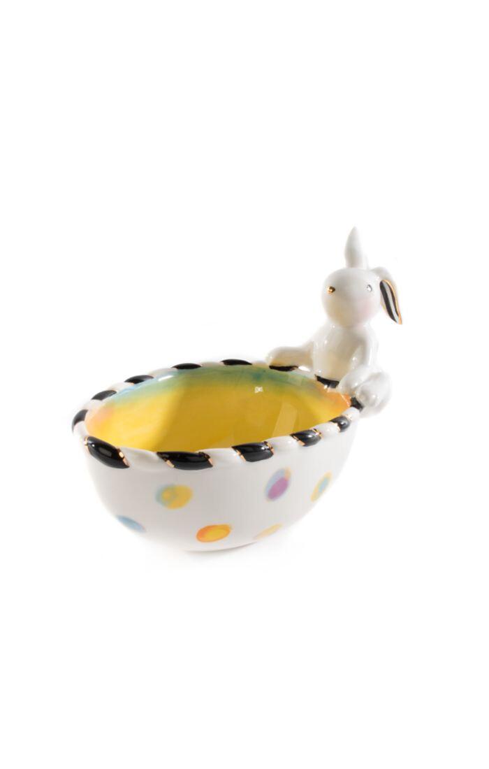 Dotty snack bowl