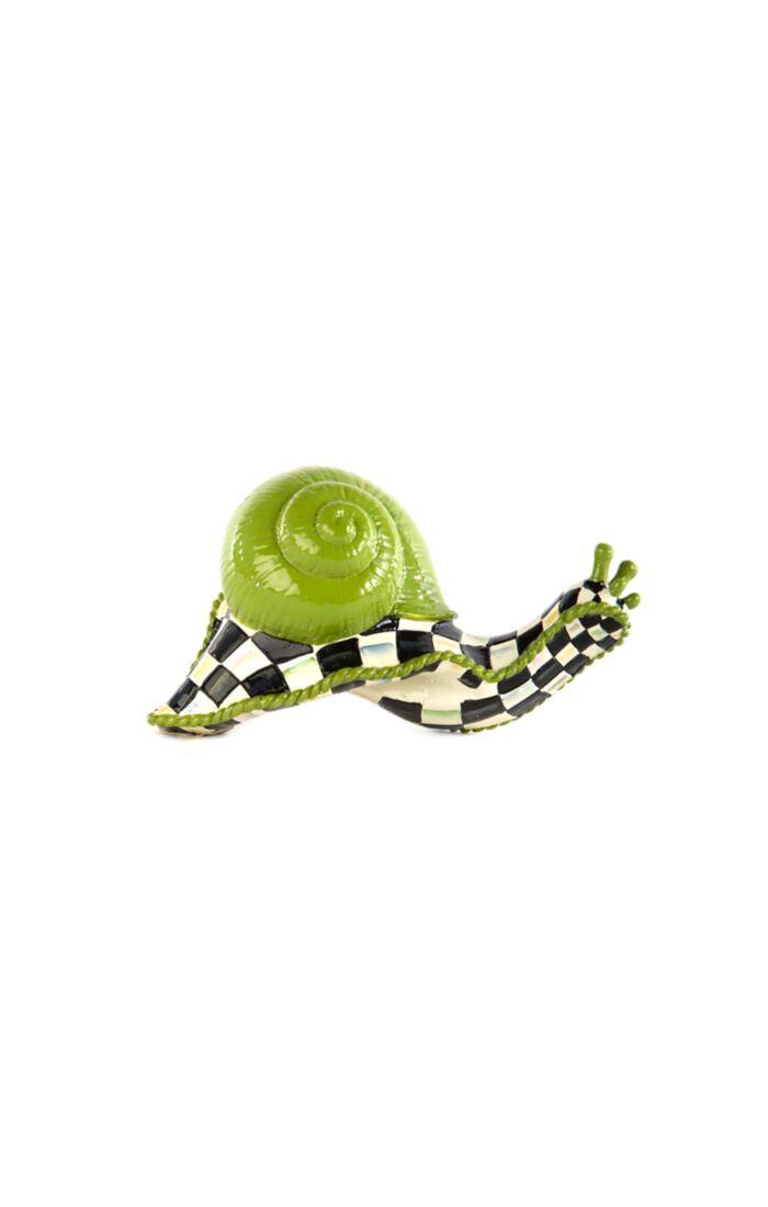 Snail pot climber