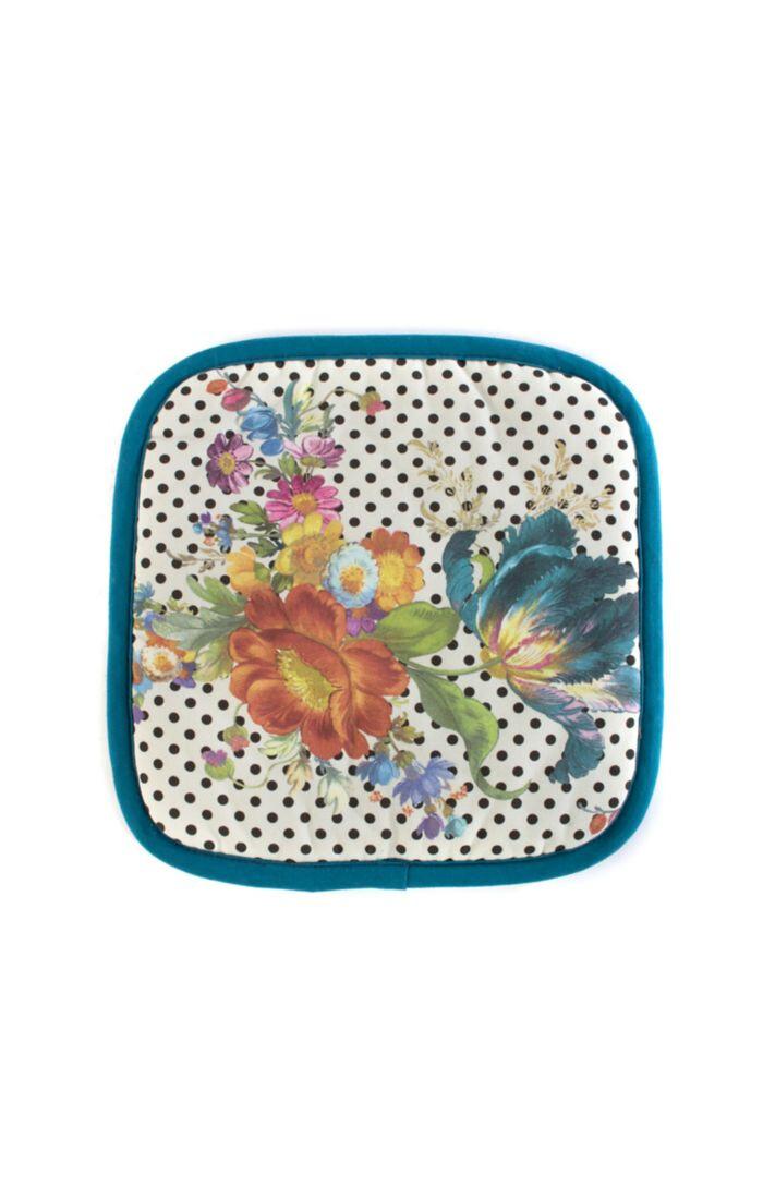 Flower market pot holder