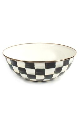 CC enamel everyday bowl XL