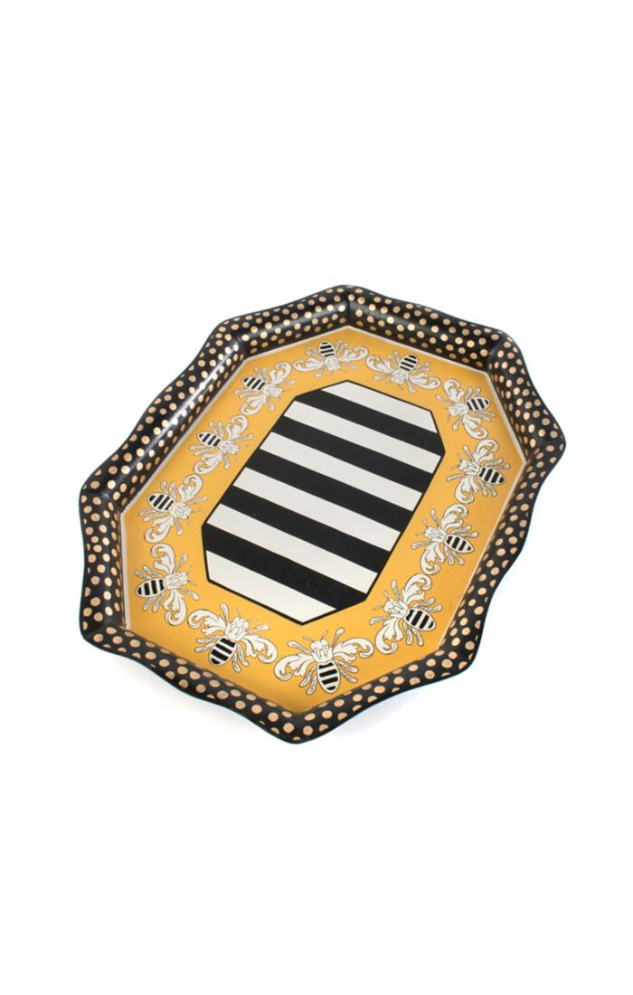 Queen bee tray