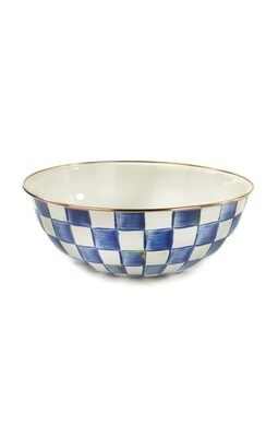 Royal check everyday bowl XL