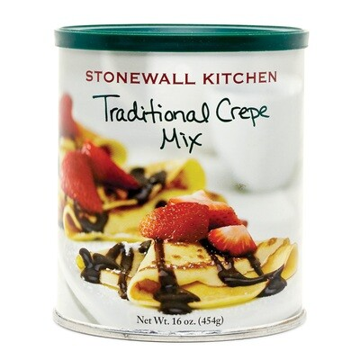 Traditional crepe mix