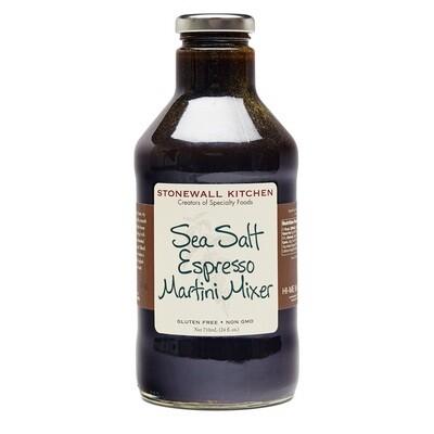Sea salt espresso martini mixer