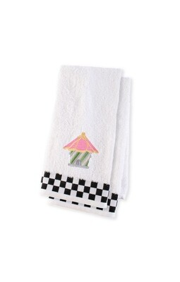Birdhouse hand towels