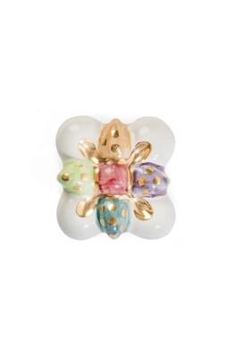 Crown jewel knob