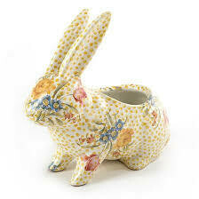 Dot rabbit planter