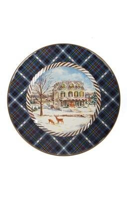 Highbanks dinner plate