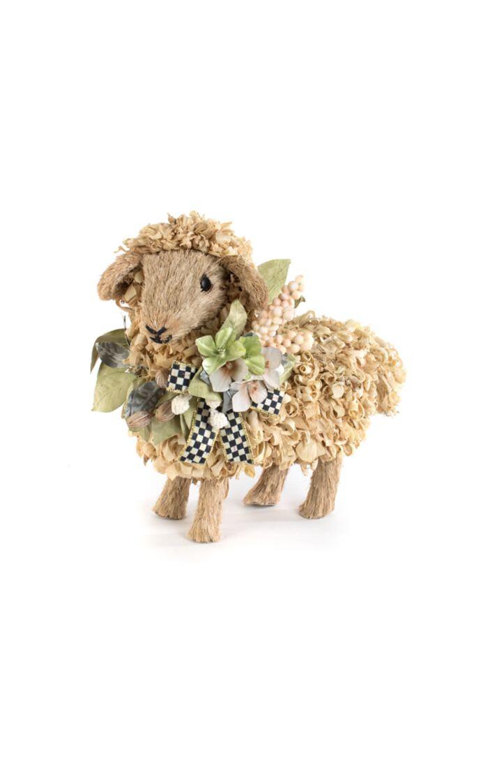 Tender shoots lamb large