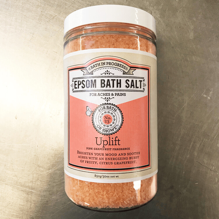 Epsom bath salt Uplift