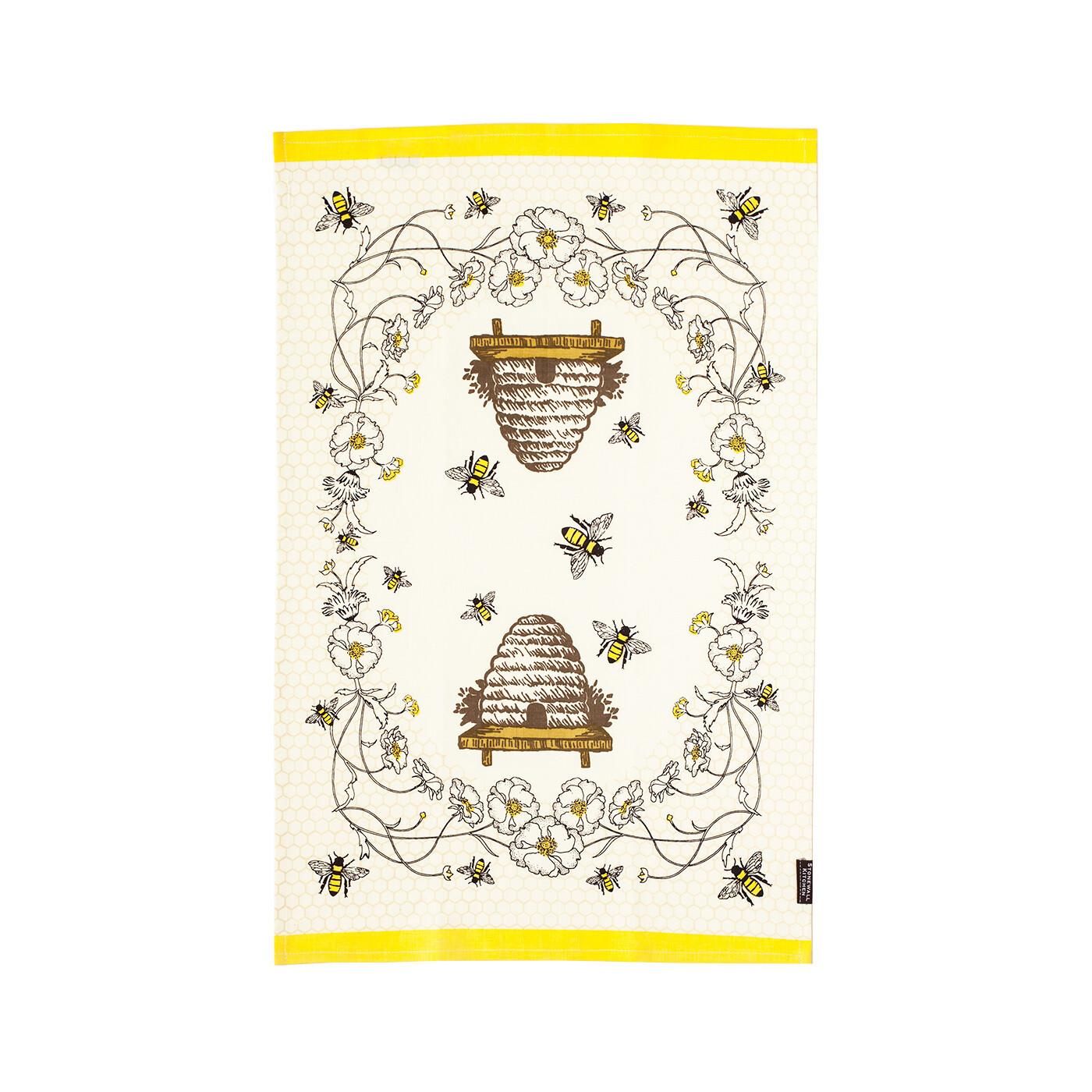 Beehive towel