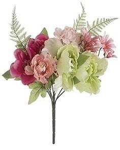 Peony mix bouquet green