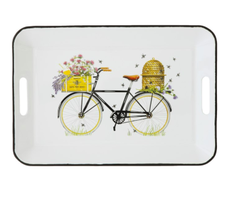 Save the bees tray 16 inch
