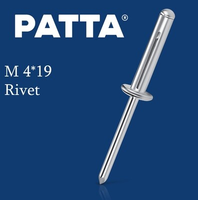 PATTA Զակլոպկա M4.0*19.0