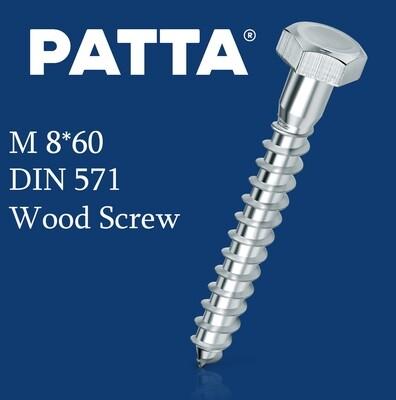 PATTA Պտուտակ տրիֆոն M8*060