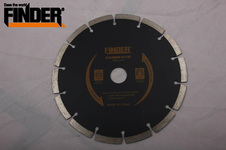 FINDER Սկավառակ կտրող 180mm 195546 EN13236