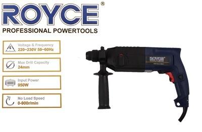 ROYCE Պերֆերատոր RRH24-950