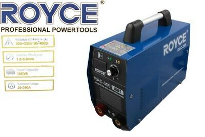 ROYCE Եռակցման ապարատ RAC-350 (RAC 04)