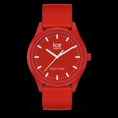 ICE solar power - Red sea
