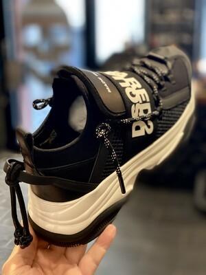 D2 MONSTER Sneakers, black-white