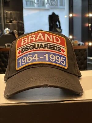 DSQUARED2 - Cap  1964-1995, black