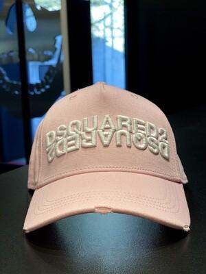 DSQUARED2 - Cap D2/D2, rosa