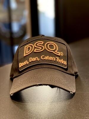 DSQUARED2 - Cap DEAN-DAN-CATEN TWINS, black