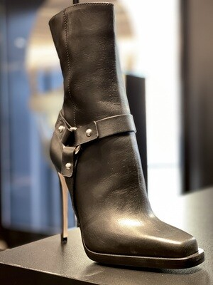 D2 Ankle Boots RIDER, black