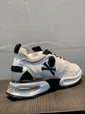 PP Runner SKULL, white