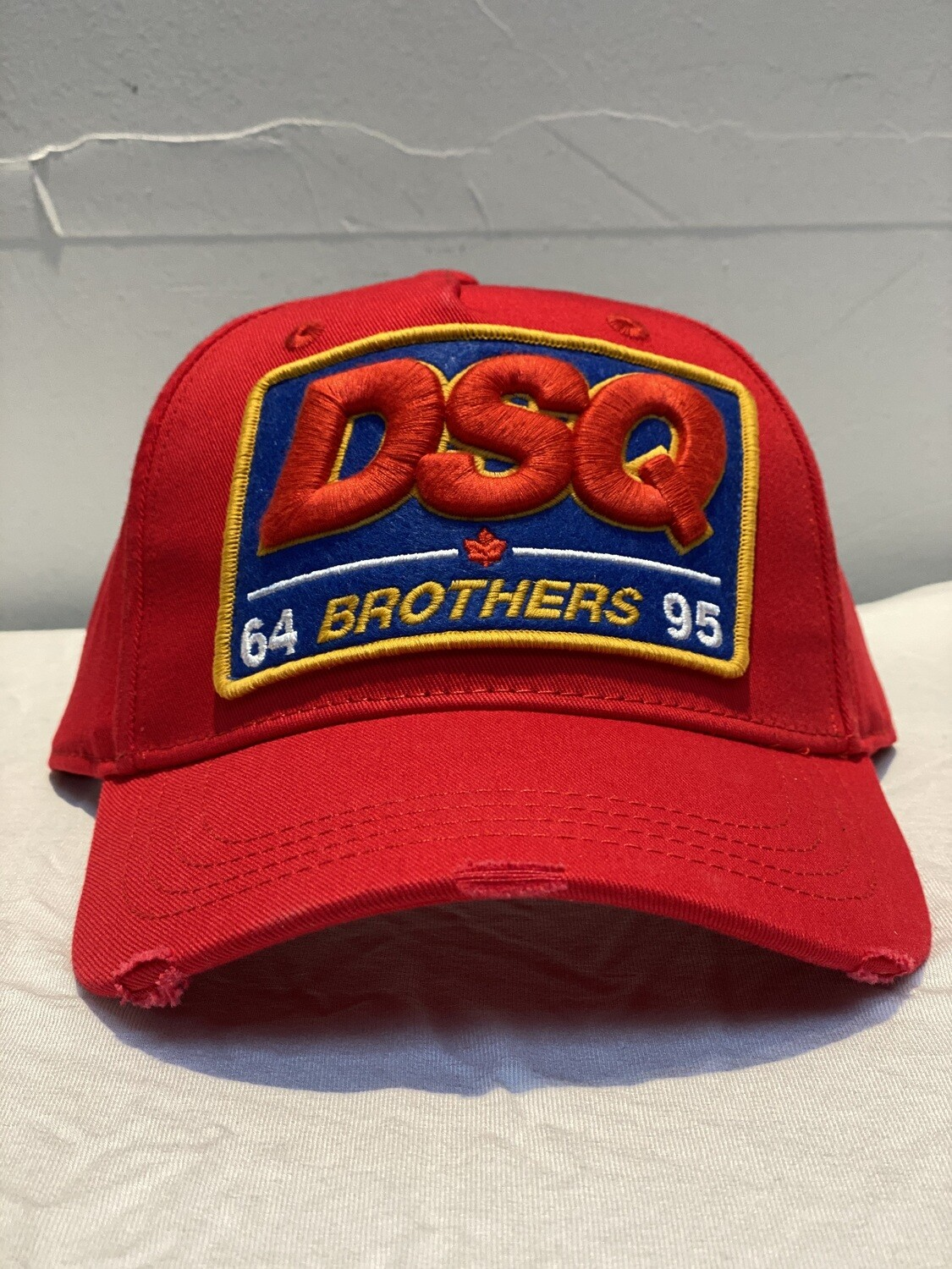 DSQUARED2 - Cap BROTHERS red