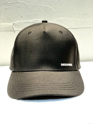 DSQUARED2 - Cap SILK, black