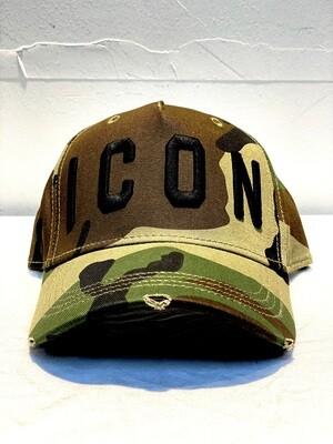 DSQUARED2 - Cap ICON Military