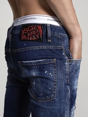 D2 - SKATER Jeans MILANO