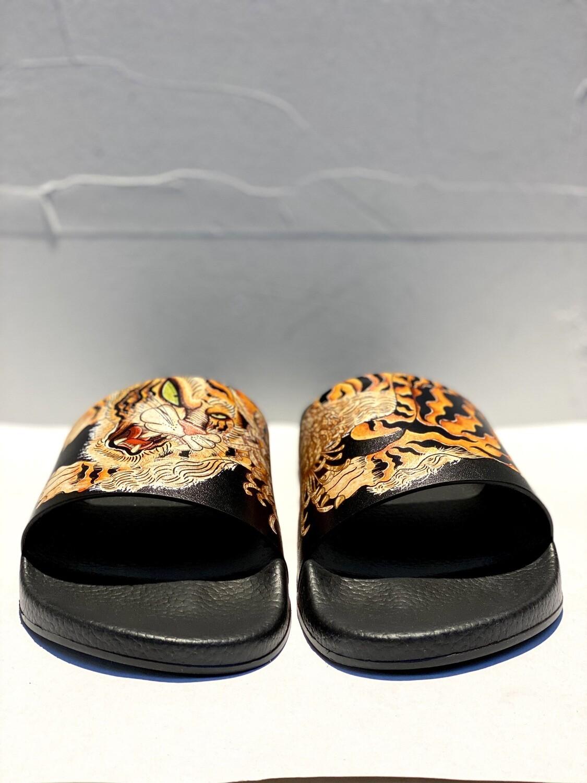D2 - Slides TIGER, black