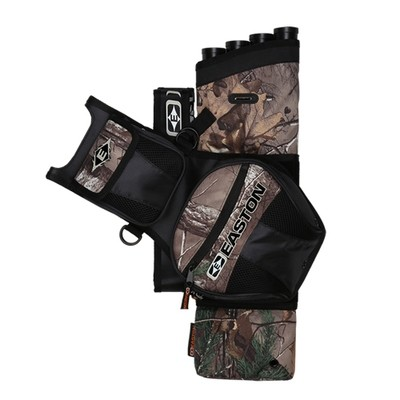 Easton Flipside 4 Hip Quiver Realtree Xtra