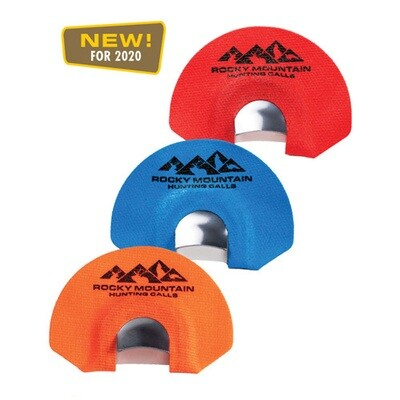 Rocky Mountain Steve Chappell 3 Pack Signature Series Elk Diaphragms