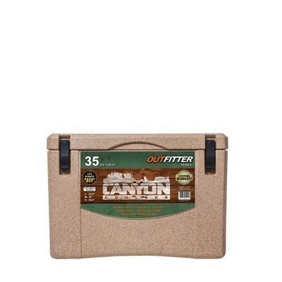 Canyon Cooler Outfitter 35 Sandstone