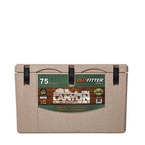 Canyon Cooler Outfitter 75 Sandstone