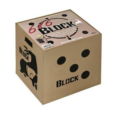 Block 6x6 Target