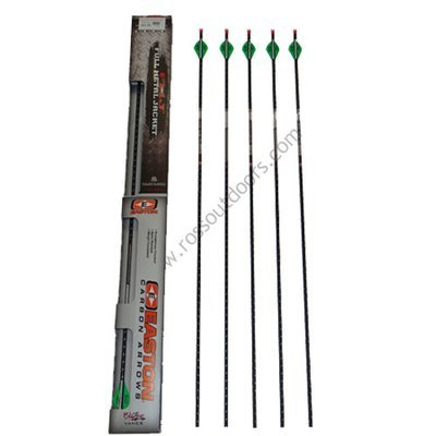 Easton Axis 5mm Match Grade 6 Pack Arrows