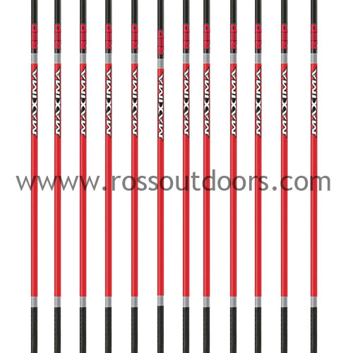 Carbon Express Maxima Red Arrow Shafts