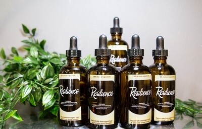Resilience Hair Oil Large 4 oz. size