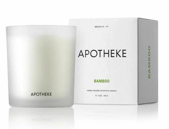 AK001 Bamboo Candle