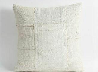 """PS003 Hemp Pillow - Patchwork 20"""" x 20"""""""