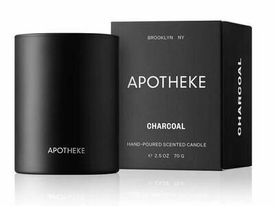 AK014 Charcoal Votive