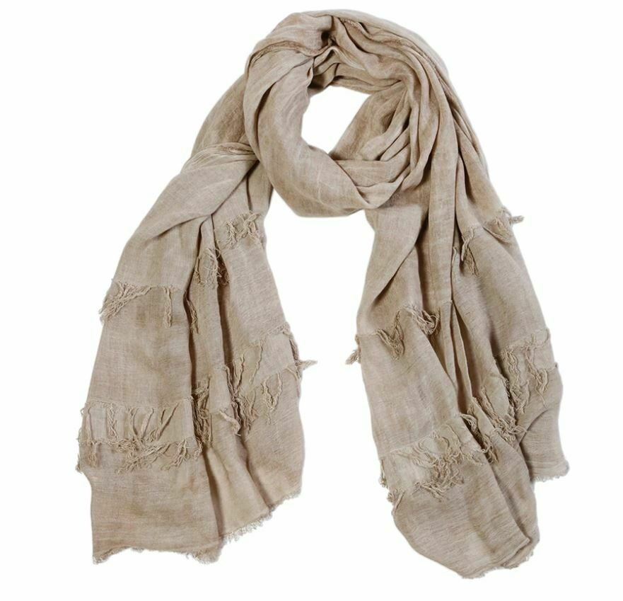 PM240 Libby Scarf - Taupe